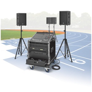 Portable Compact-System, 1200 W RMS