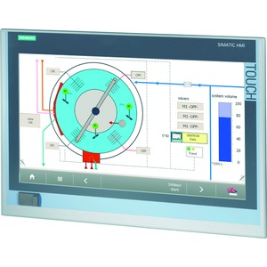 6AV7881-5AF00-8EA0, SIMATIC IPC277D, 19 TOUCH