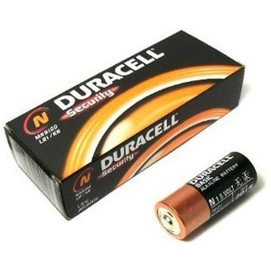 Duracell N (MN 9100) ST10, Duracell Lady MN 9100