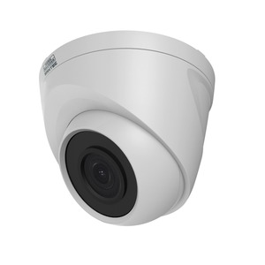 SANTEC 3 MP Mini IP-Kuppelkamera 3,6 mm Festobjektiv, IR-LED, IP-66, PoE