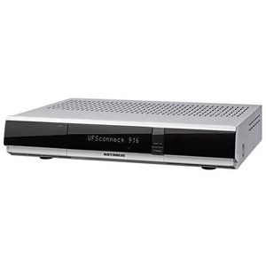 UFSconnect 916si, Twin-DVB-S-Receiver HDTV