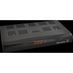 DVB-S2 HD-Minireceiver , HDMI-Schnittstelle, 4-stelliges Display, FTA