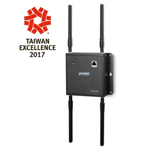 1200Mbps 11ac Dual Band Wall-mount Access Point, Gigabit, PoE