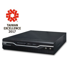 36-Ch H.265 Network Video Recorder with 8-Bay Hard Disks: 2U Rackmount