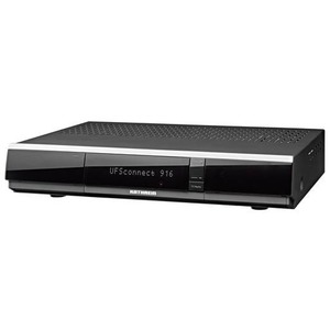 UFSconnect 916sw, Twin-DVB-S-Receiver HDTV